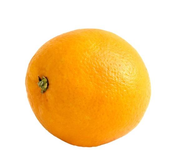 ett apelsin eller en apelsin